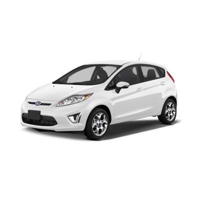 ford fiesta - wypożyczalnia samochodów