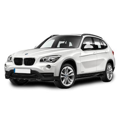 BMW X1 2.0 Diesel - wynajem aut Gdańsk Gdynia