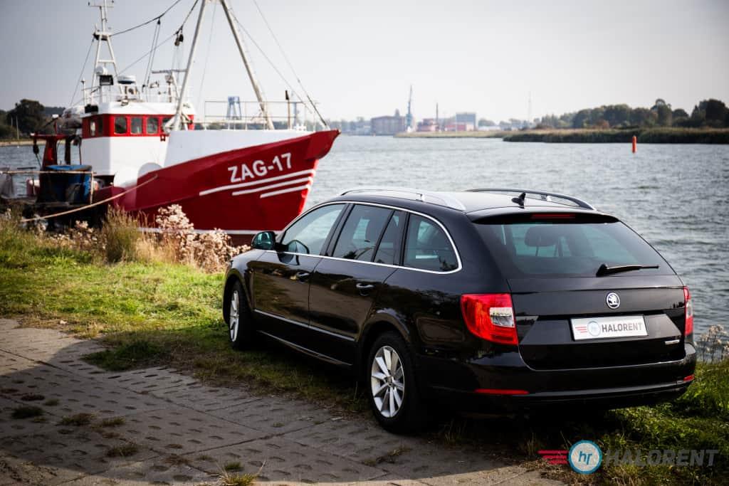 Wypożyczalnia samochodów dostawczych Gdańsk najtaniej